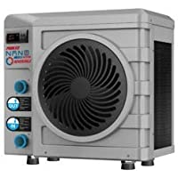 H2oFun Nano Action Reversible 2.8kw Heat Pump For Above Ground Pools & Hot Tub Spas