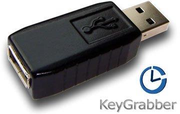 USB KeyLogger TimeKeeper Black Edition