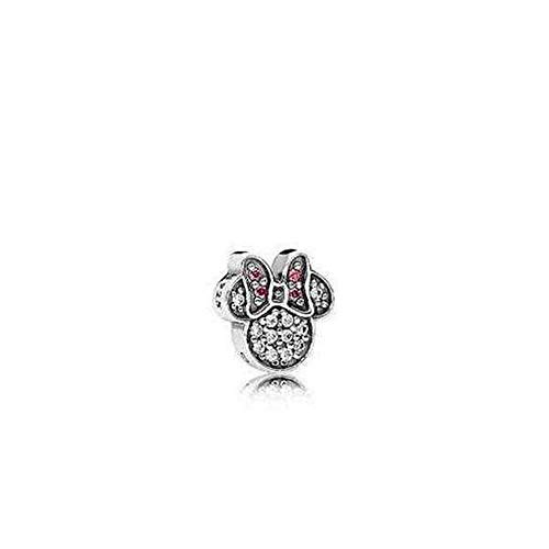Pandora Damen-Bead Charms 925 Sterlingsilber zirkonia 796346CZ - Disney Pandora Silber Charms
