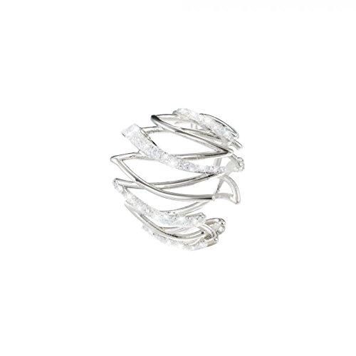 stroili-bague-femme-en-laiton-rhodi-avec-finition-paillettes-etoile-1624377-anneau-ouvert-taille-rgl