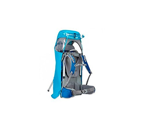 Thule Erwachsene Rain Cover Sapling Child Carrier, Blue, Sapling Child Carrier Rain Cover (Ripstop-nylon-daypack)