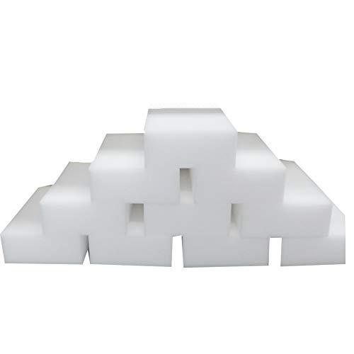 Xiton 10Pcs/Lot Borrador Limpiador Mágico MELAMINA Esponja de Limpieza 10x6x2CM