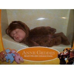 Anne Geddes–Braun Baby Bear Beanie (Geddes Anne Baby Bear)