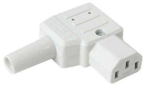 Dispositivi a freddo Giunto a gomito, colore: bianco