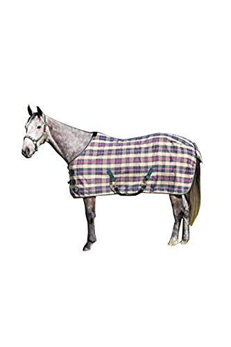 Kensington Products Pferdedecke aus Poly-Baumwolle, leicht, atmungsaktiv, stabil, 69, 106- Deluxe Hunter