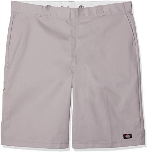 Dickies Herren Shorts 13in Mlt Pkt W/St, Grau (Silver), W31 -