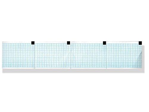 PAPEL ECG paquete azul rejilla-60 x 75 mm