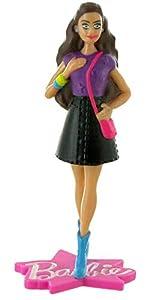 Barbie- Figura Bolso Rosa (99143), (COMANSI 1)