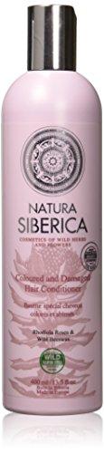Après-Shampooings pour cheveux colorés et abîmés - Cosmétique bio de Natura Siberica
