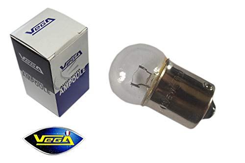 Ampoule Vega® R10W G18 10W BA15S Halogène\