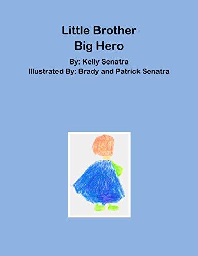 Little Brother Big Hero (English Edition)