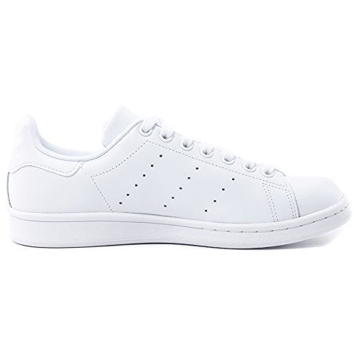 adidas Stan Smith, Baskets Basses Homme Blanc