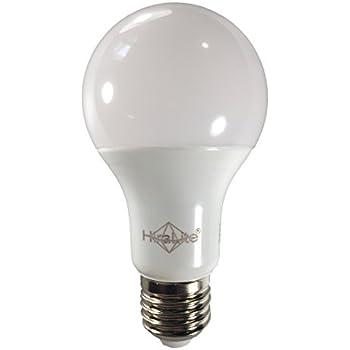 hiralite LED 14 W Luz de día de espectro total (5000 K/RA 94) lámpara. Sin parpadeo brillante luz Calidad Gracias a la nueva tecnología innovadora.
