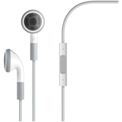 Apple BT-MB770V - Auriculares in-ear con control remoto y micrófono, color blanco