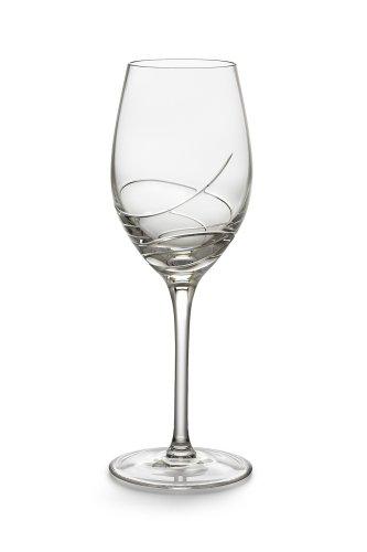 Ballet Ribbon Essence Crystal 410ml White Wine Glass