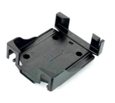 ITALIANBIZ Radioblende Cradle (Wiege) Universal mit-A Feder RAM ram-hol-pd1u