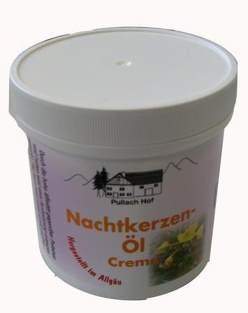 30 Dosen Nachtkerzen-Öl Creme 250ml - Allgäu