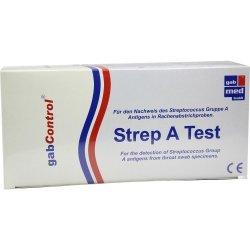 Strep A Test Testkit, 5 St. (5 Tests)