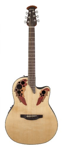 OVATION CELEBRITY ELITE CE444 NATURAL GUITARRA ELECTROACUSTICA (