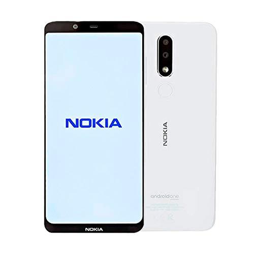 Nokia 5.1 Plus 32GB Handy, weiß, Weiß, Android 8.1 (Oreo), Dual SIM
