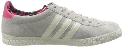 Adidas Originals Gazelle 2 J Unisex-Kinder Sneaker Bliss/Blaze Pink/Ecru
