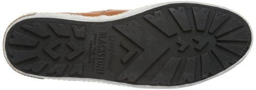 Blackstone - Stivali 6 INCH WORKER ON FOXING FUR, Uomo marrone scuro (Braun (ember))