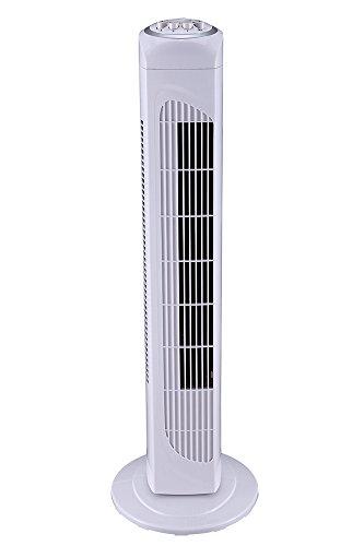 Artrom VAT-30 Ventilador, 45 W, Blanco