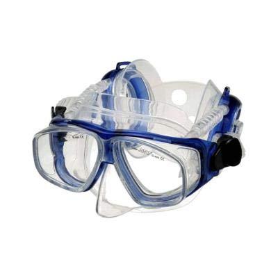 IST/DOLPHIN - ME-67/448 : Mascara Gafas Buceo Orejeras