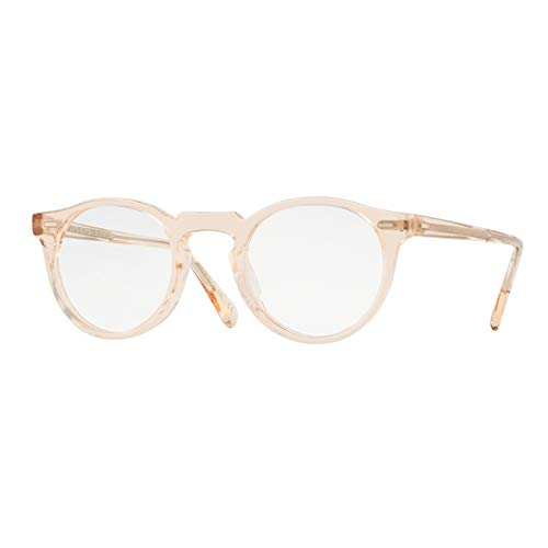 Oliver Peoples Eyewear 5186 Gregory Peck 1652 Light Silk 45 23 150 NEW