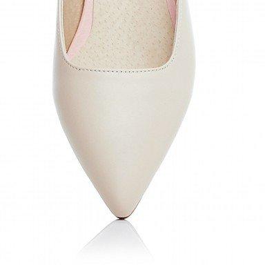 Confortevole ed elegante piatto scarpe donna tacchi Primavera / Estate / Autunno / Inverno tacchi / Piattaforma / Novità / cinturino alla caviglia / Punta Black