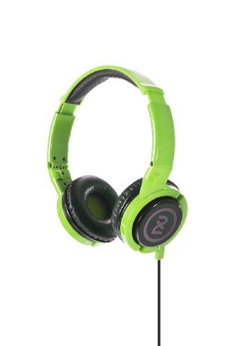Phase Zwei Zubehör (Skullcandy Phase 2x l x6ftfz-823Haarband DJ Style Kopfhörer über Ohrmuscheln grün)
