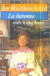 La baronne rentre à cinq heures