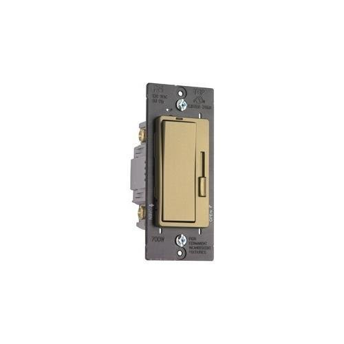 15 Amp Single Pole (Legrand H703pabccv4 Pass & Seymour 15amp Single-pole Decorator Switch, Antique Brass by Legrand)
