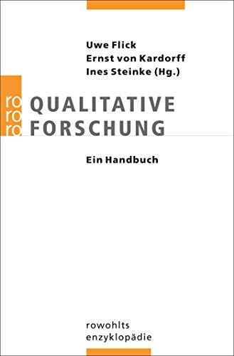 Qualitative Forschung: Ein Handbuch