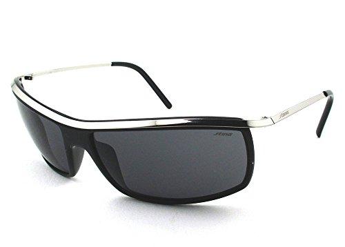 STING Herren Sonnenbrille schwarz schwarz