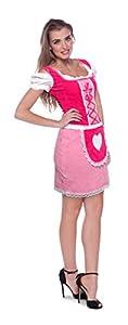 Folat 63394 - Disfraz para mujer, multicolor