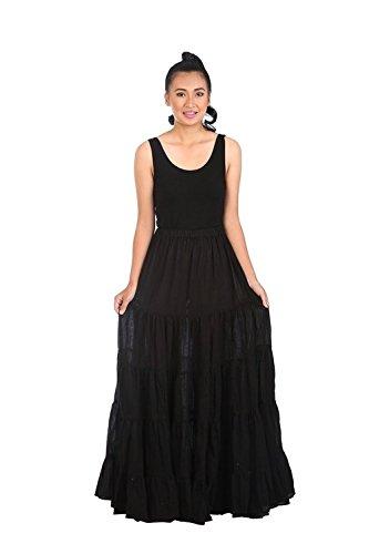 sunseta-elegant-luftiger-one-size-Rschen-Damenrock-Sonnenuntergang-aus-100-Baumwolle-Fair-Trade-aus-kleinem-Familienbetrieb-Fr-grere-Frauen