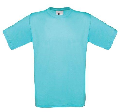 BCTU002 T-Shirt Exact 150 Herren Damen Turquoise