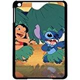 2016 Hard caso case With Fashion Design Lilo & Stitch iPad Mini 4 phone caso case
