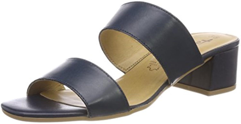 Donna  Uomo Tamaris 27231, Ciabatte Donna Sensazione di comfort di moda Vita facile | Prese tedesche  | Maschio/Ragazze Scarpa