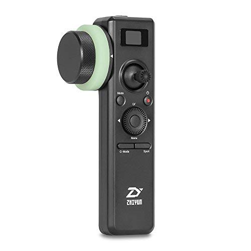 Zhiyun grúa 2 Sensor de movimiento inalámbrico mando a distancia con Follow Focus para grúa 2 cardán estabilizador