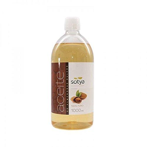 Sotya, Aceite corporal (Almendras Dulces) - 1000 ml.