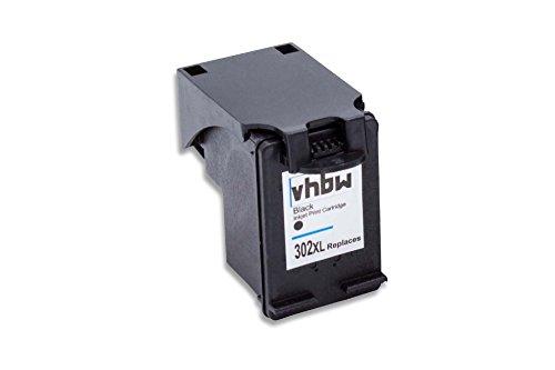 vhbw kompatible Ersatz Tintenpatrone Druckerpatrone schwarz für Drucker HP Officejet 3831, 3833, 4655, 4656, 4657, 4658