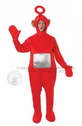 KostüM-Teletubbies) Po (Fancy Dress Party Supplies R880867STDDEL (Teletubbie Kostüme)