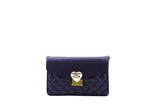 Love Moschino Crossbody Bag Quilted Black
