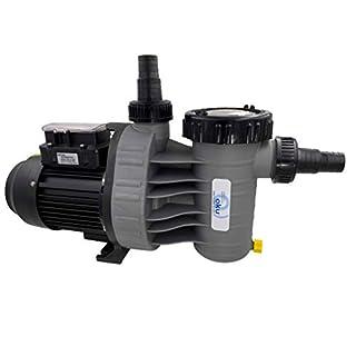 Filterpumpe Aqua Technix Vario Plus variabel bis 16m³/h
