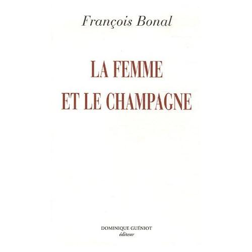 La femme et le champagne
