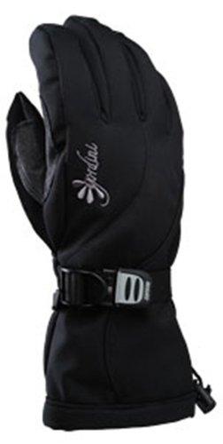 Gordini Damen Fall Line Handschuh, damen, schwarz (Handschuh Gordini-schwarz)