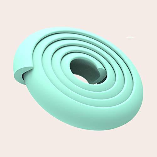 nder, tischfest, Weichgummi-Kunststoffstreifen für ungiftige , blau ()