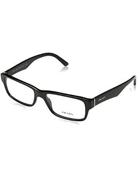 Prada 0PR 16MV, Monturas de Gafas para Hombre